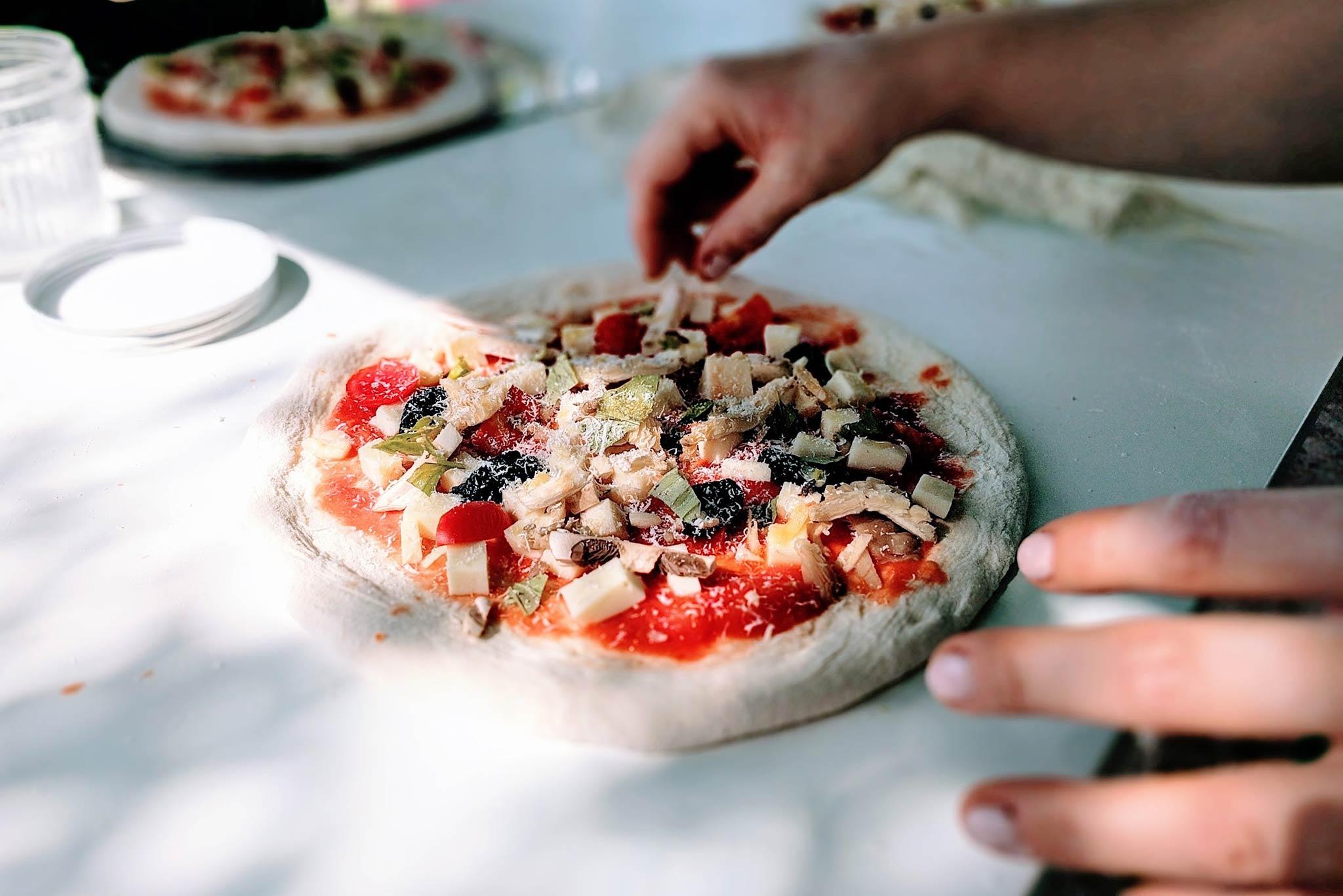 Il Podio Pizzeria Ristorante Ravensburg Pizza 07 Unsplash